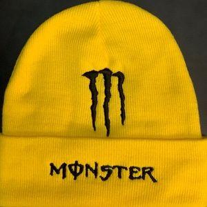 Other - New Monster Energy Beanie Skullcap